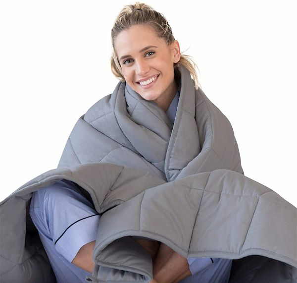 Weighted Blanket by Luna