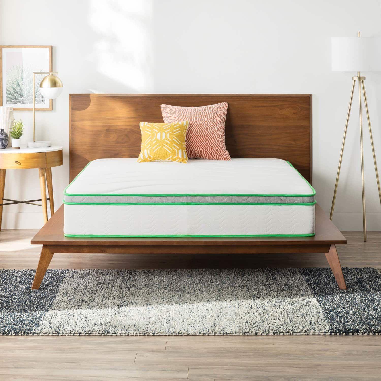 inch latex hybrid mattress
